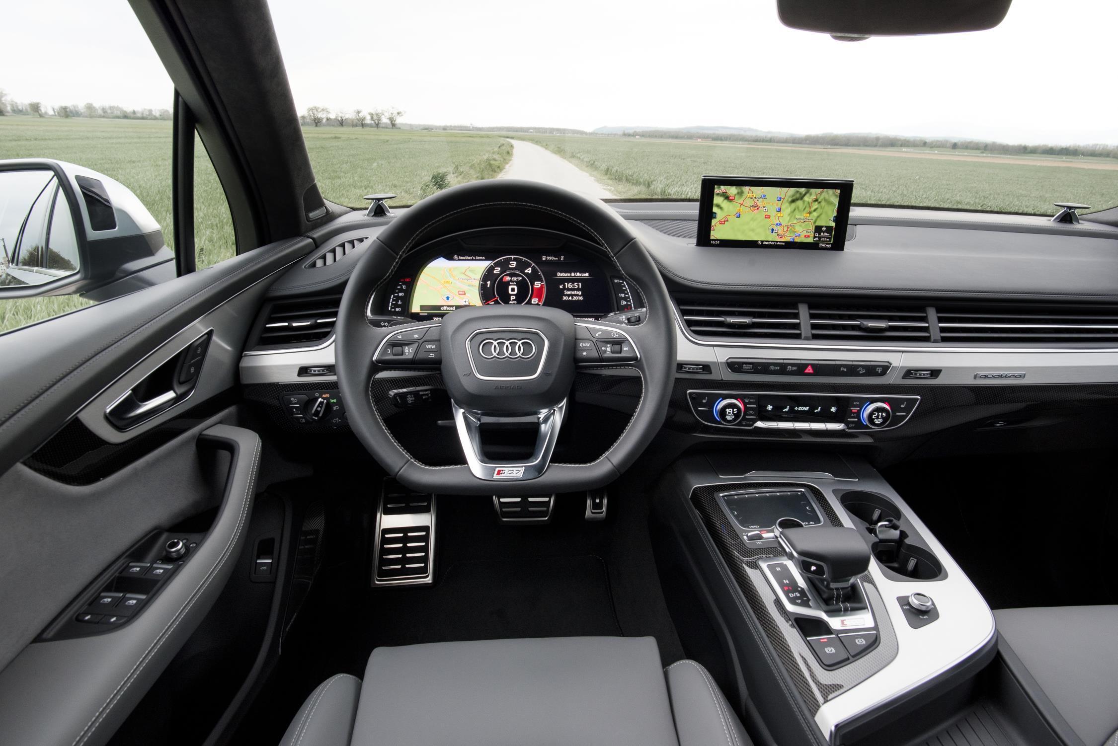 Llega el Audi SQ7 a España con 435 CV, 900 Nm de par y un precio al alcance de pocos: 110.970 euros 3
