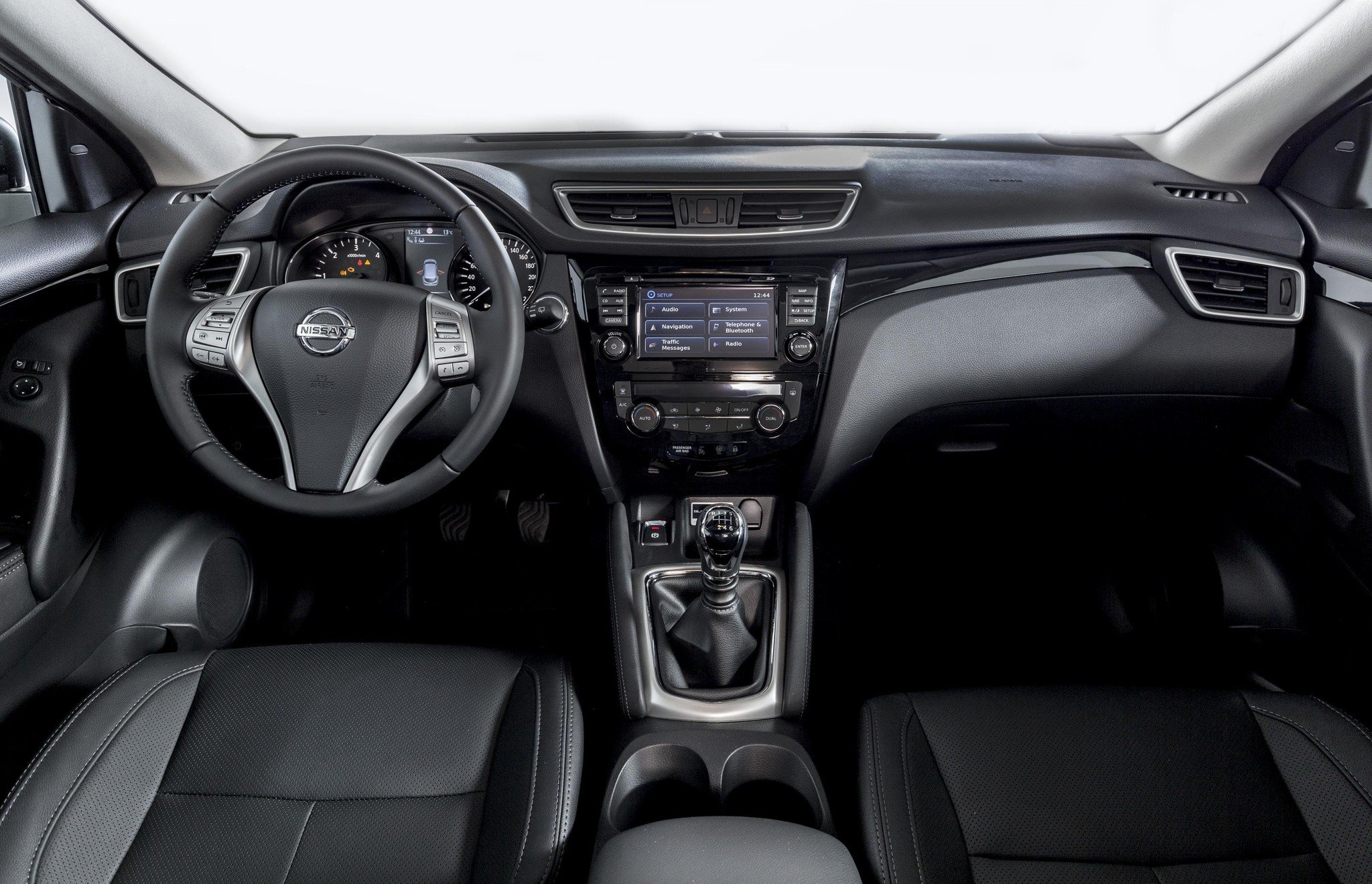 Nissan X-trail y Qashqai Black Edition: 300 unidades más equipadas 3