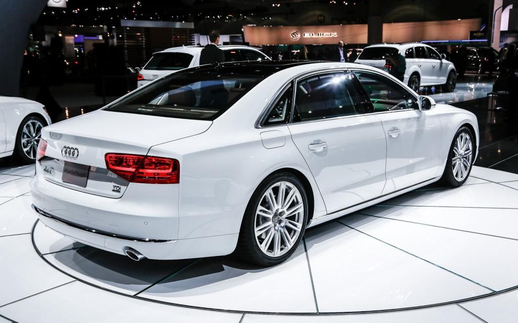 Oficial: el próximo Audi A8 llegará en 2017 2