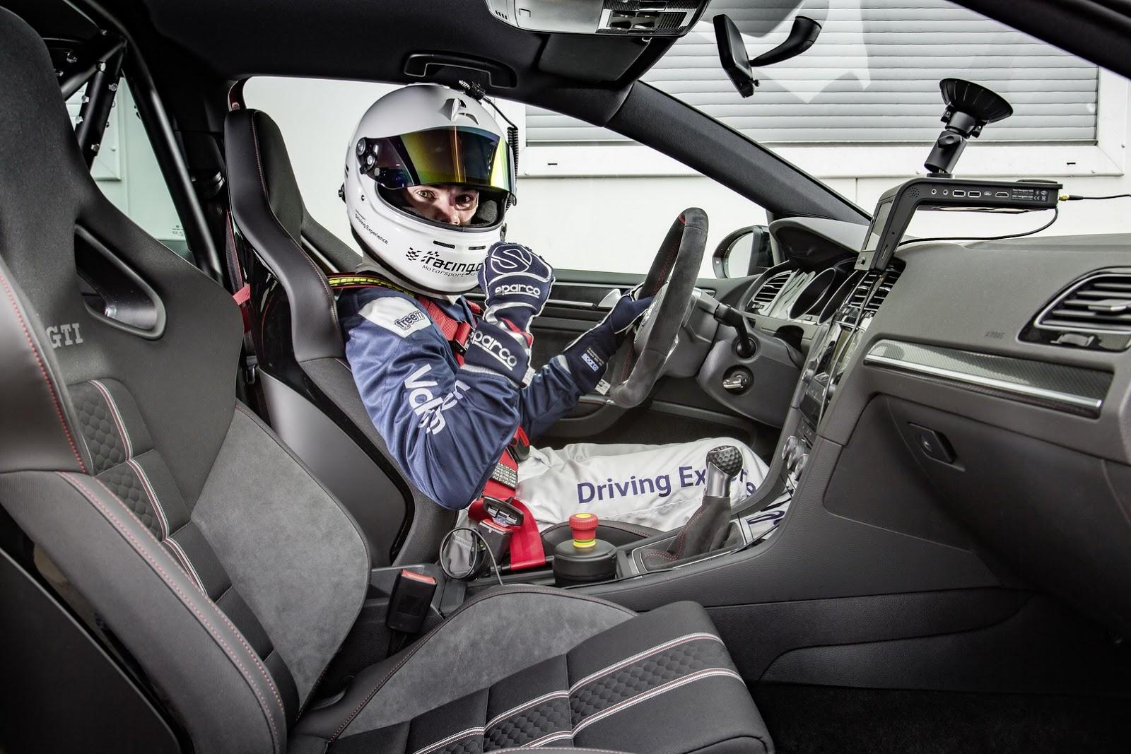 Oficial: El Volkswagen Golf GTI Clubsport S es más rápido en 'ring que el BMW M4 y Honda Civic Type R... 3