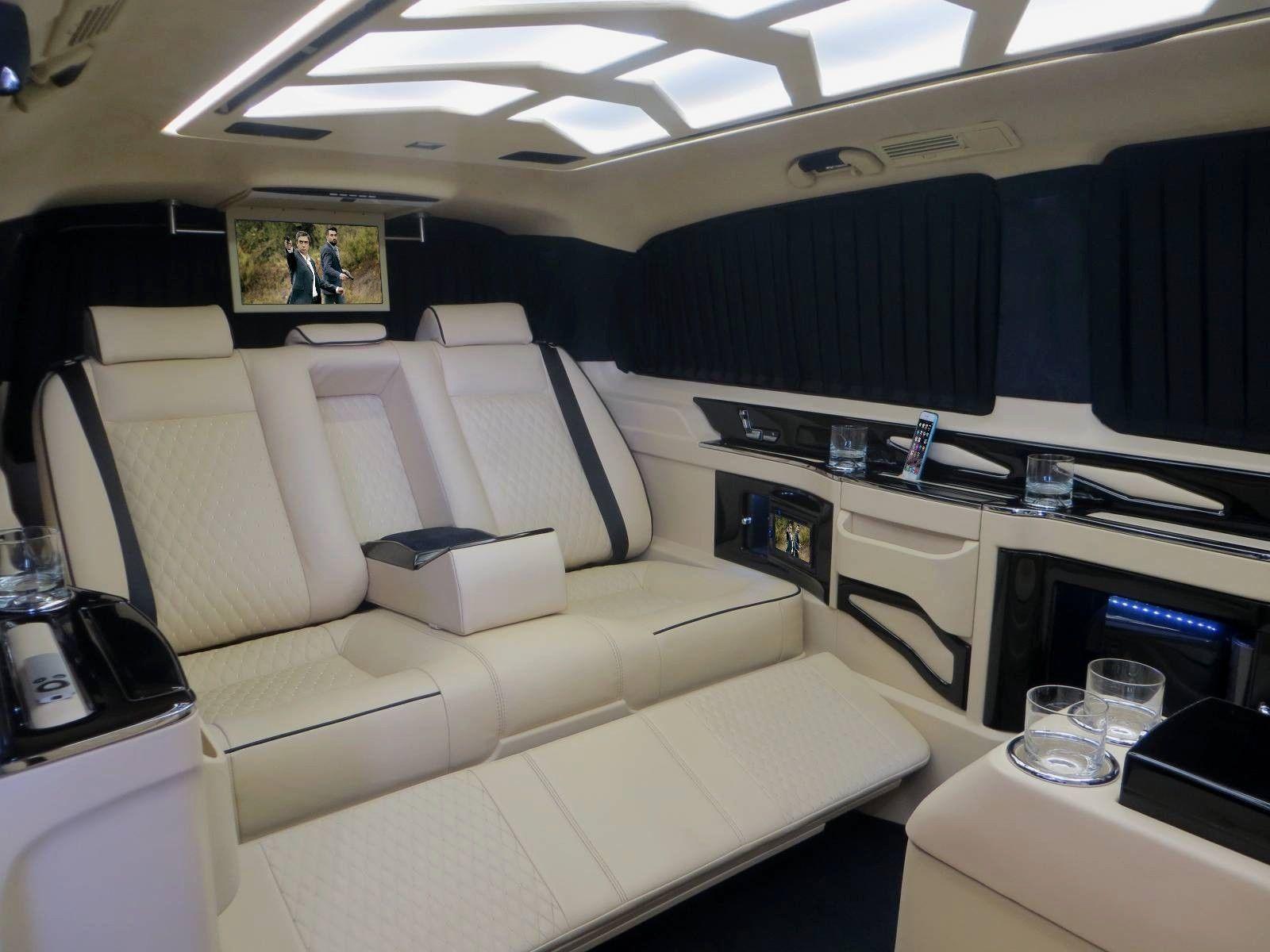 ¿Pagarías 176.000 euros por una Mercedes Clase V muy lujosa? 2