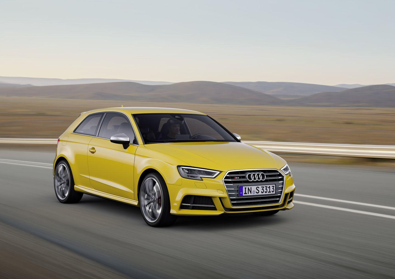 Precios: Así se queda la gama del Audi A3 2016 con los nuevos 1.0 TFSI de 116 CV y 2.0 TFSI de 190 CV 1