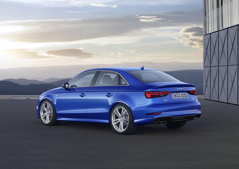 Precios: Así se queda la gama del Audi A3 2016 con los nuevos 1.0 TFSI de 116 CV y 2.0 TFSI de 190 CV 3
