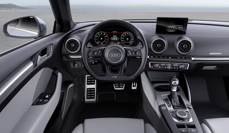 Precios: Así se queda la gama del Audi A3 2016 con los nuevos 1.0 TFSI de 116 CV y 2.0 TFSI de 190 CV 4
