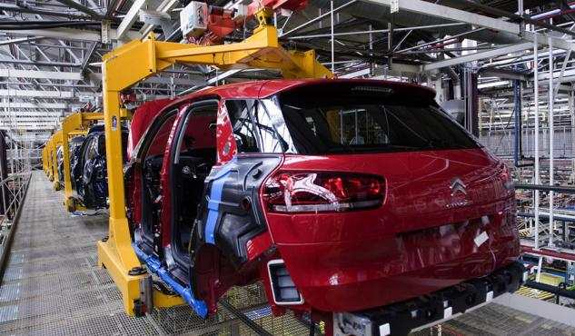 PSA fabricará un nuevo modelo en Vigo e invertirá 700 millones de euros en España 1