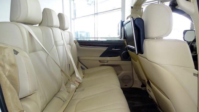 ¿Quieres un Lexus LX descapotable? Con 310.000 euros puedes hacerte con uno transformado 1