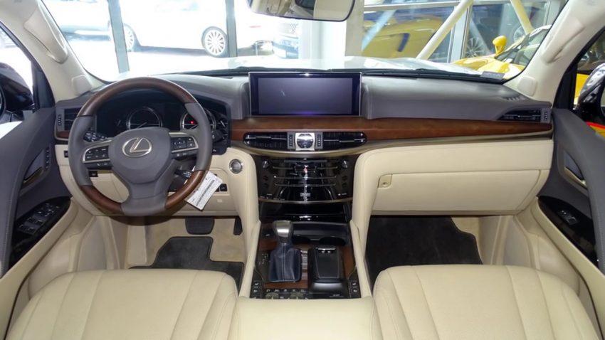 ¿Quieres un Lexus LX descapotable? Con 310.000 euros puedes hacerte con uno transformado 3