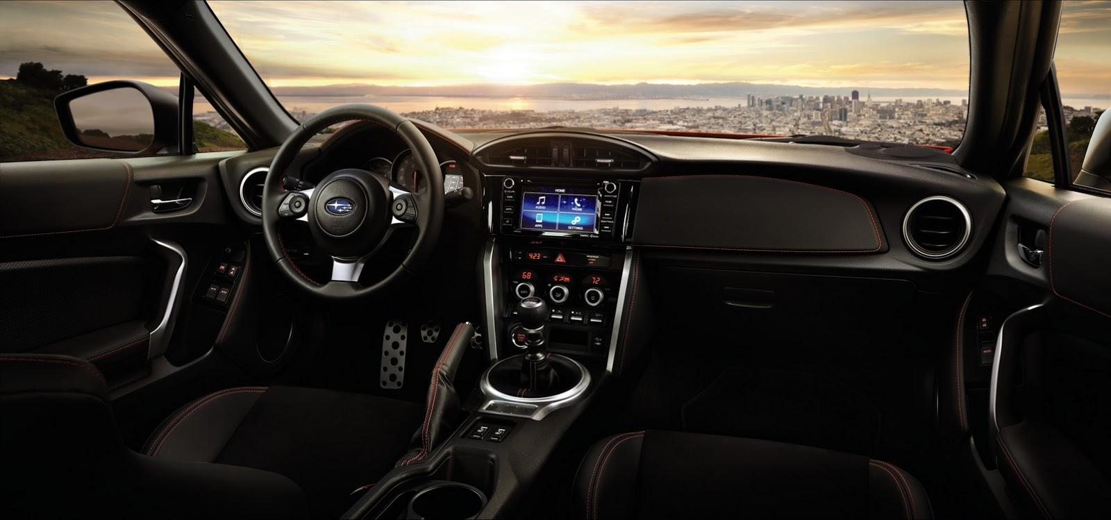 Subaru BRZ 2017: Cinco caballos más, mayor equipamiento y estética renovada 2
