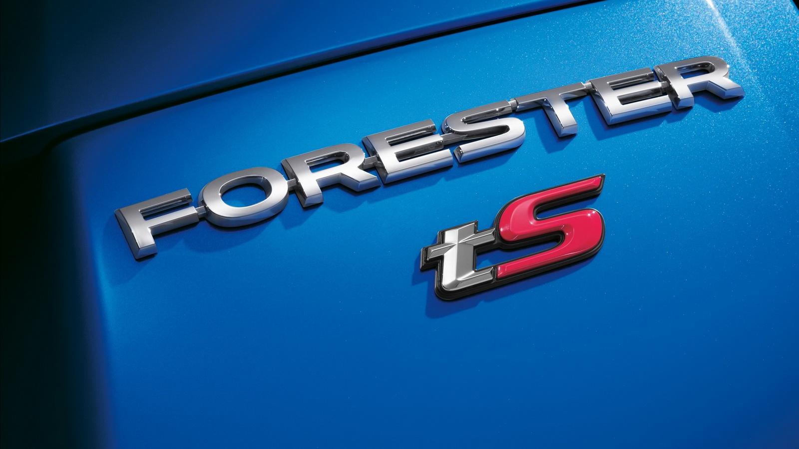 Subaru Forester tS: 240 CV y con piezas de STI, el SUV de los papis racing 2