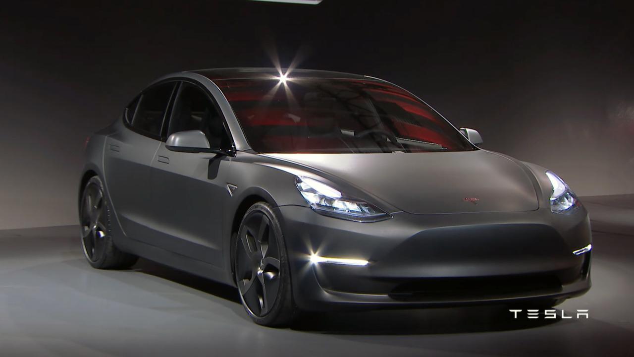 Tesla confirma 373.000 reservas finales para el Model 3 2