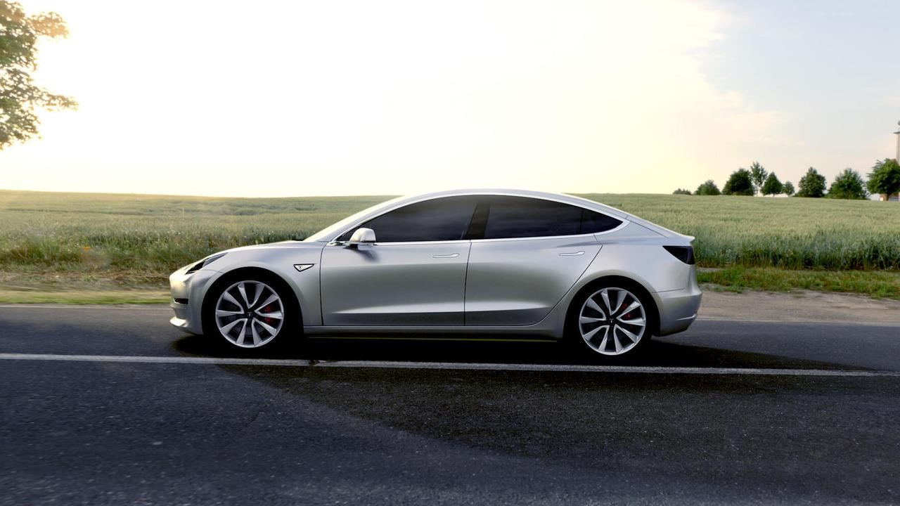 Tesla continúa optimista con el Model 3, insiste en que estará en las calles en el 2017 1