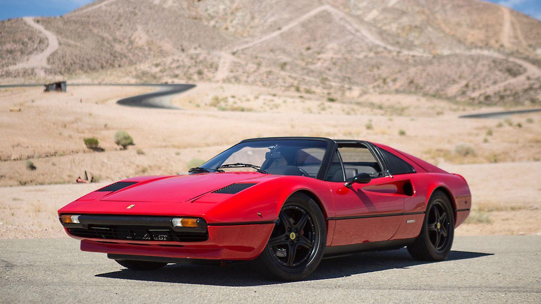 Un Ferrari 308 GTS que fue pasto de las llamas y vuelve en forma de eléctrico 4