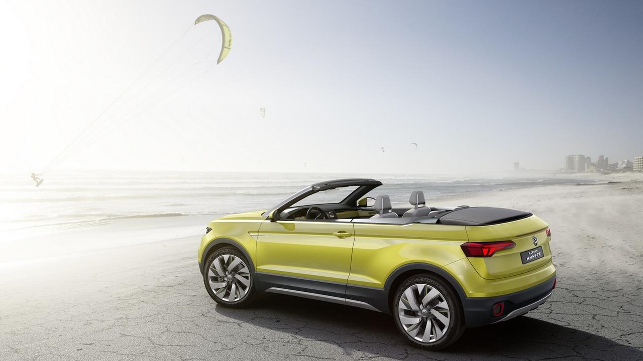 Volkswagen ya prepara un crossover derivado del Polo 1