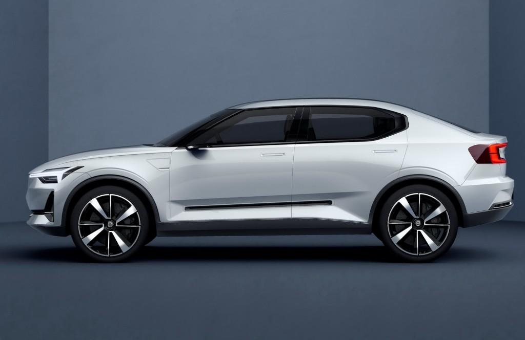 Volvo Concept 40.1 y 40.2: Así serán los nuevos XC40 y V40 que llegarán al mercado 2
