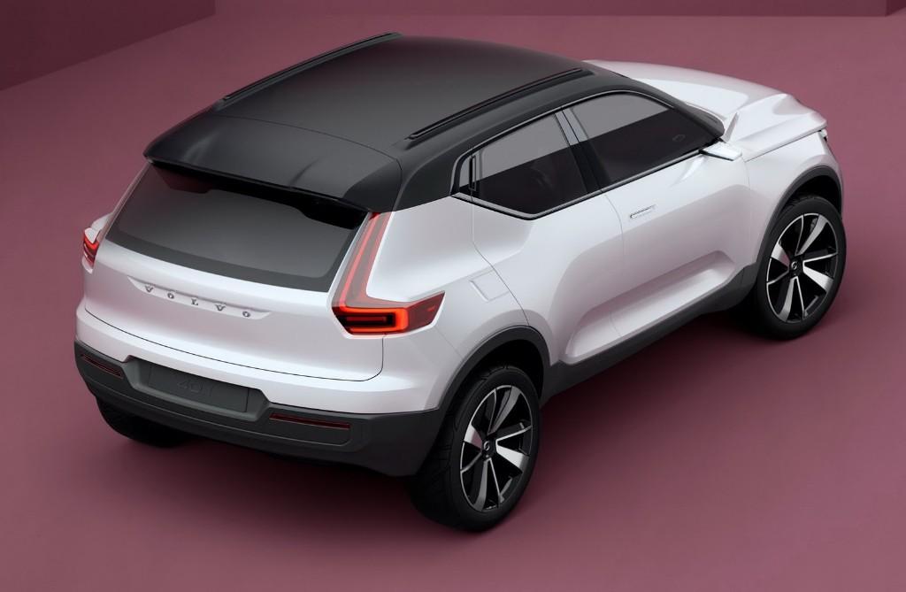 Volvo Concept 40.1 y 40.2: Así serán los nuevos XC40 y V40 que llegarán al mercado 3
