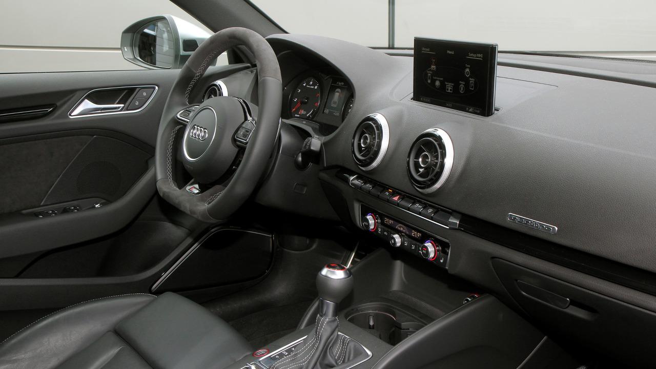 B&B Audi RS3: 450 caballos y 0 a 100 km/h en 3.3 segundos 3