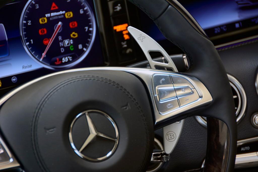 Brabus Mercedes-AMG S 63 Cabrio: ¡Cuidado no te despeines con sus 850 CV! 14