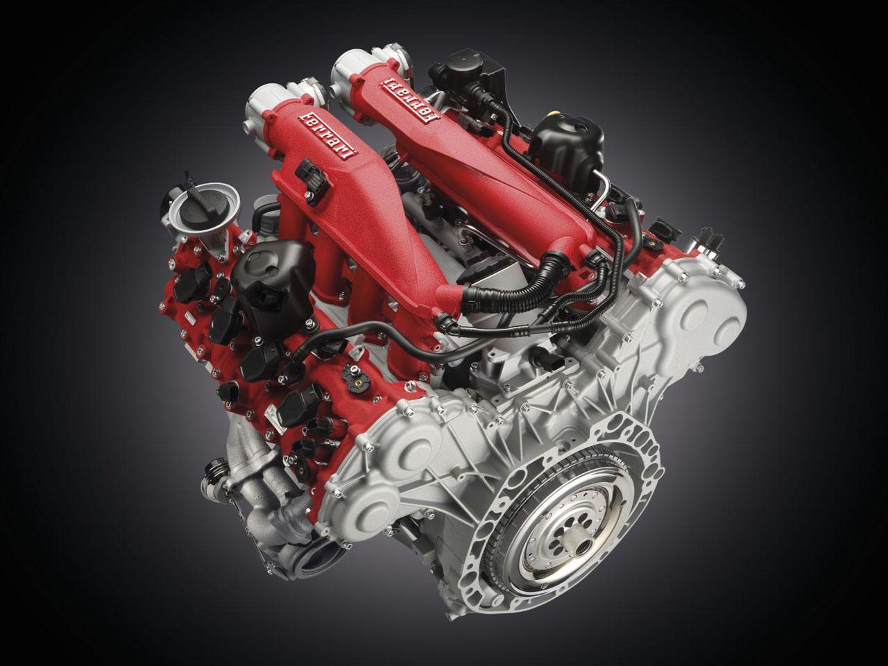 ¿Cuál es el motor del año 2016? El 3.9 V8 Twin-Turbo de Ferrari se alza con la victoria 1