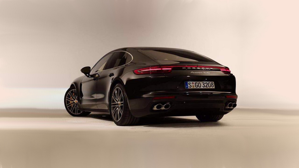 ¡Filtrado! Nuevo Porsche Panamera 3