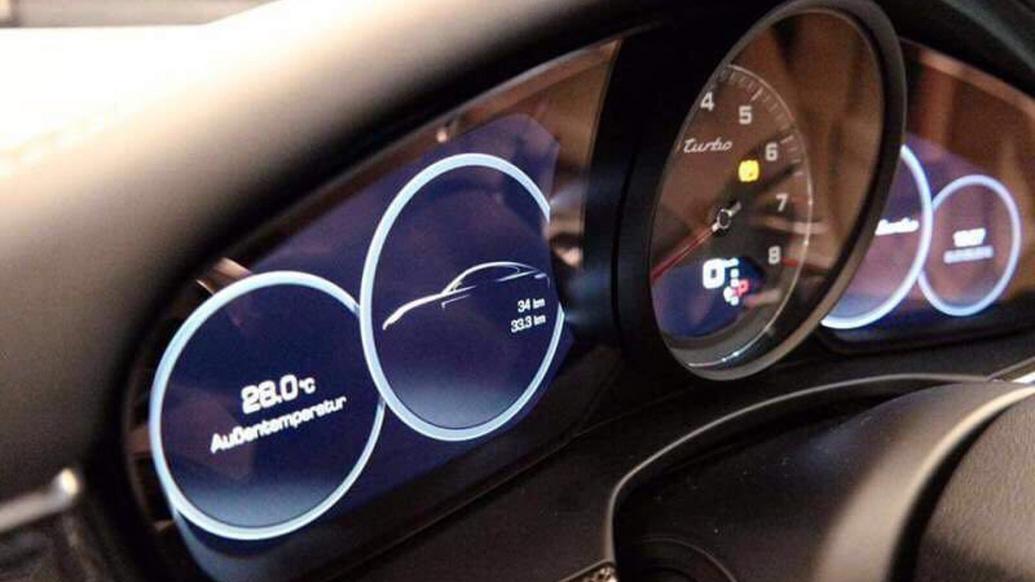 ¡Filtrado! Nuevo Porsche Panamera 4