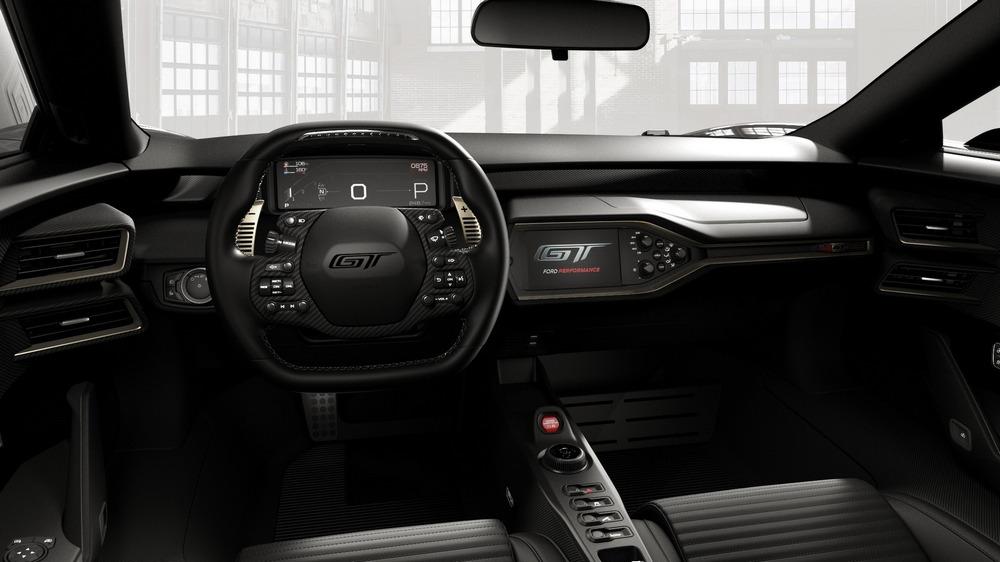 Ford GT 66 Heritage Edition: Un guiño al legado de Le Mans 9