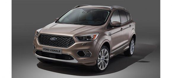 Ford Kuga Vignale: Lujo y personalización en el SUV de tamaño medio