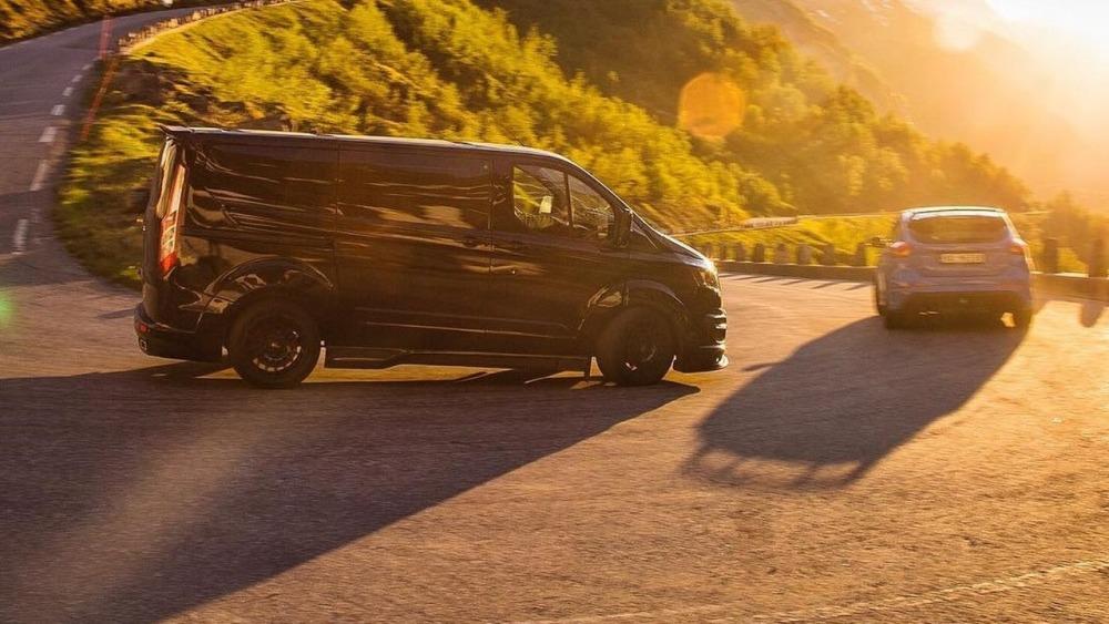 Ford Transit Ken Block: Una furgoneta que te podrás comprar, aunque para gymkhanas no podrás usar 2
