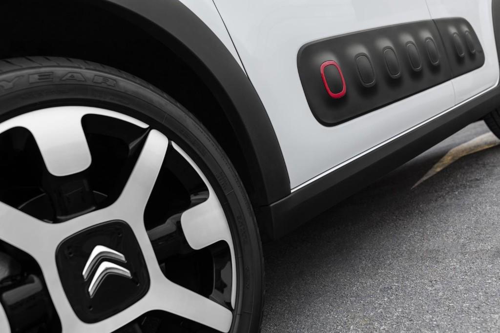 Nuevo Citroën C3: Un C4 Cactus más joven y pequeño 6
