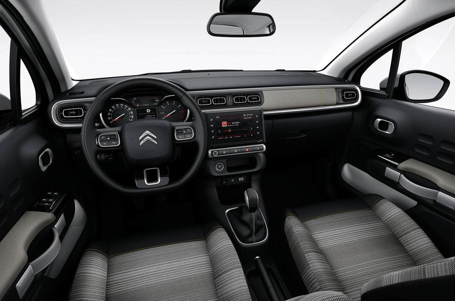 Nuevo Citroën C3: Un C4 Cactus más joven y pequeño 10