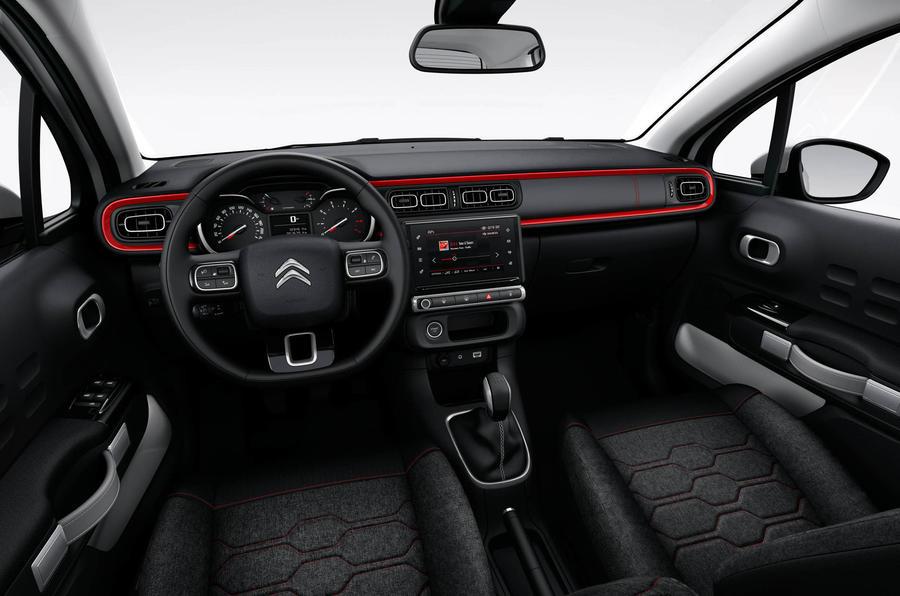 Nuevo Citroën C3: Un C4 Cactus más joven y pequeño 11