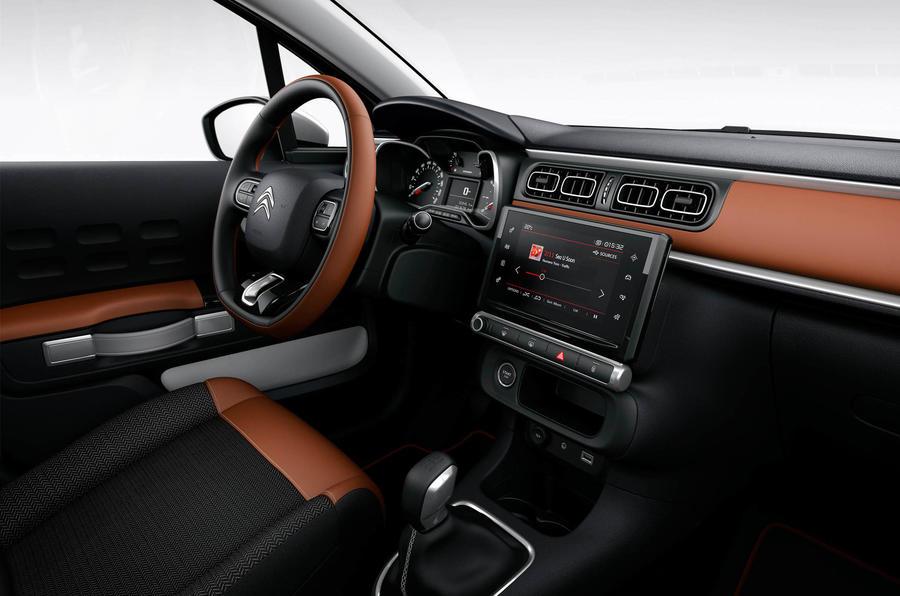 Nuevo Citroën C3: Un C4 Cactus más joven y pequeño 12