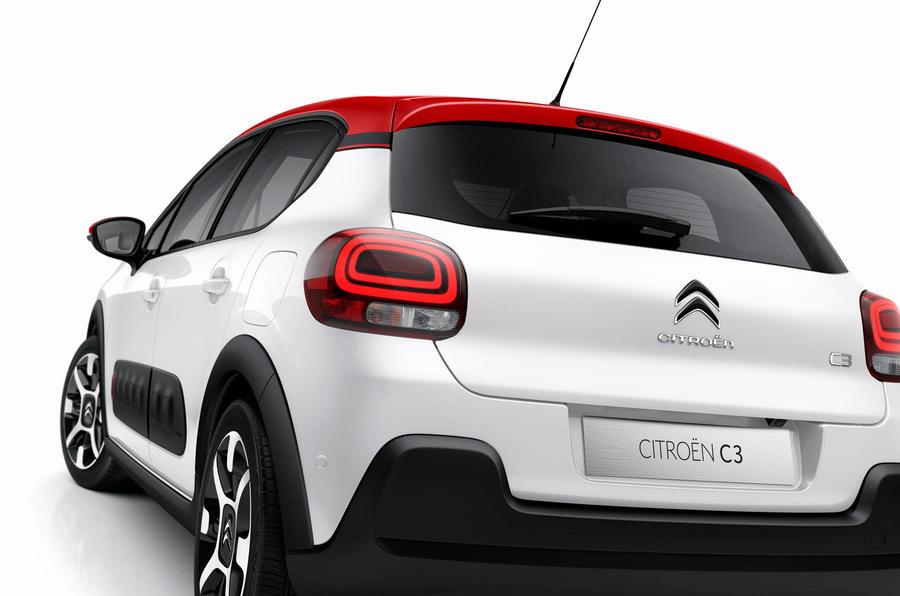 Nuevo Citroën C3: Un C4 Cactus más joven y pequeño 16