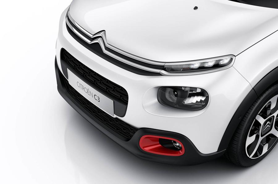 Nuevo Citroën C3: Un C4 Cactus más joven y pequeño 17
