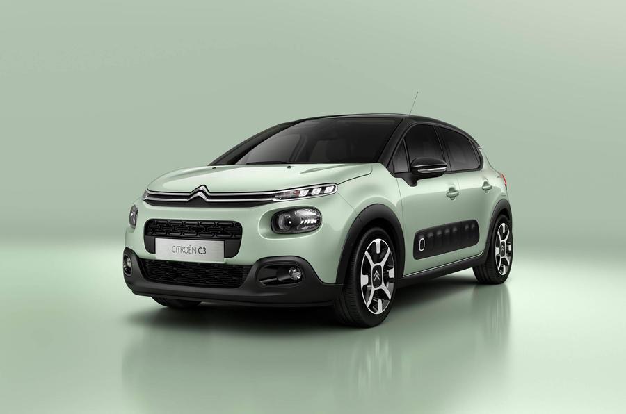 Nuevo Citroën C3: Un C4 Cactus más joven y pequeño 19