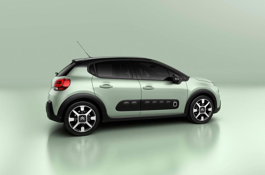 Nuevo Citroën C3: Un C4 Cactus más joven y pequeño 20