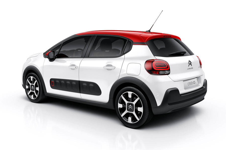 Nuevo Citroën C3: Un C4 Cactus más joven y pequeño 29