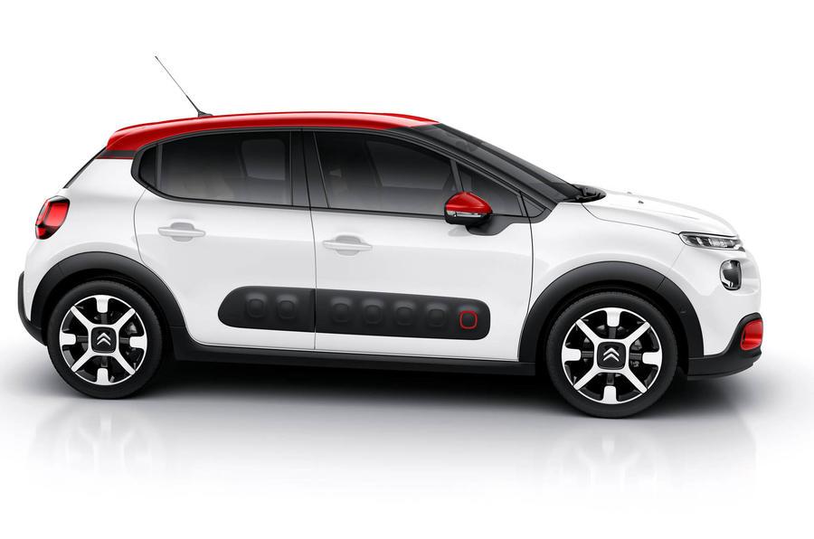 Nuevo Citroën C3: Un C4 Cactus más joven y pequeño 30