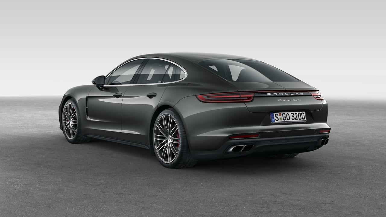 Nuevo Porsche Panamera, primeras imágenes y datos oficiales 3