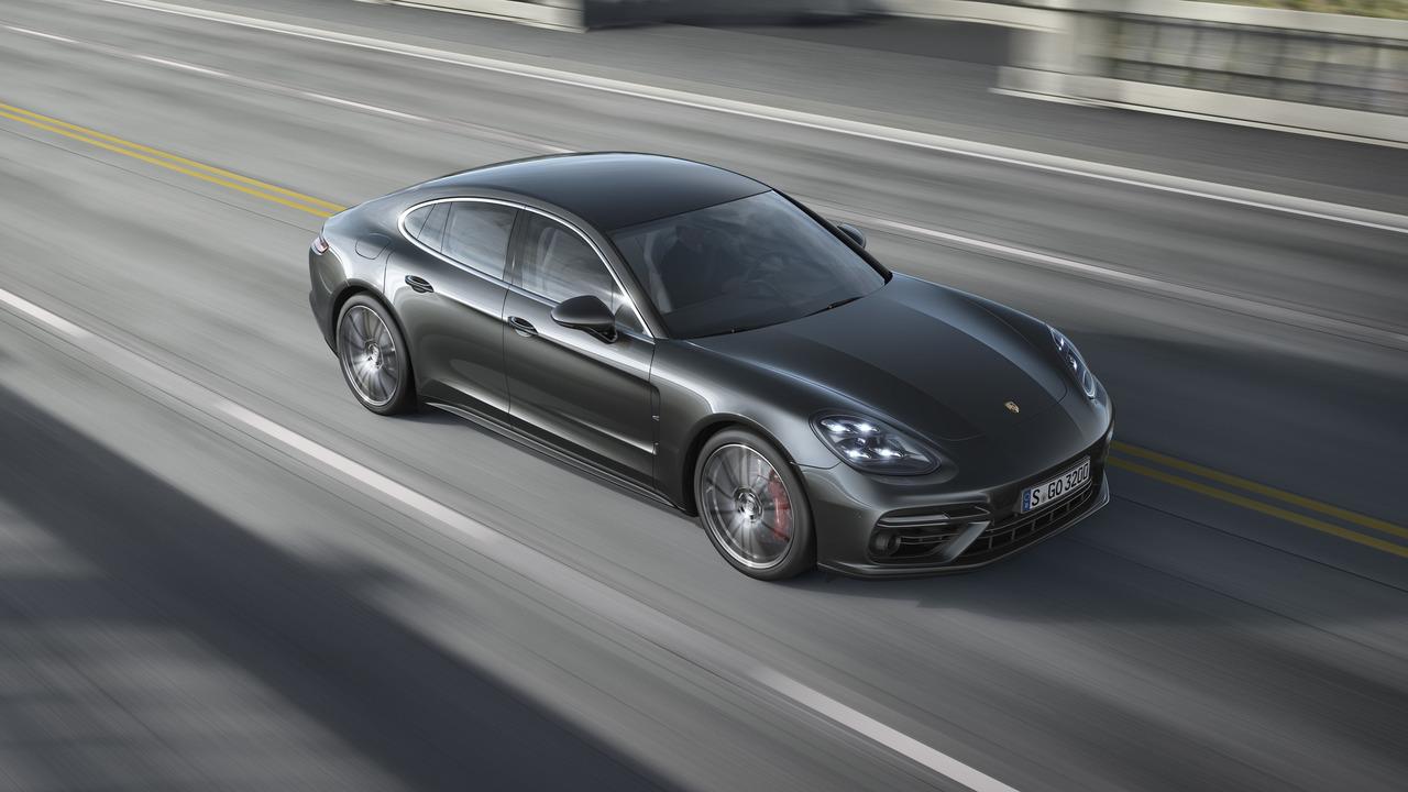 El nuevo Porsche Panamera Turbo S será híbrido y superará los 630 caballos de potencia
