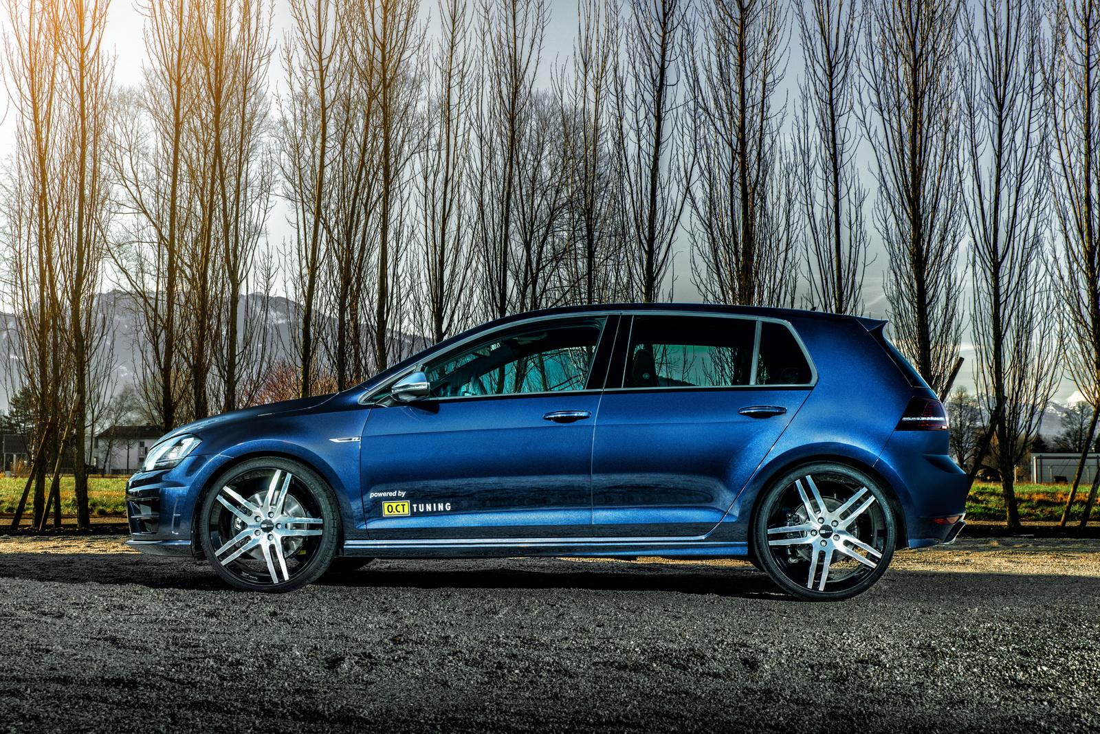 O.CT le enchufa 450 CV al Volkswagen Golf R: Ya no hay excusas para lamentarse por la pérdida del Golf R400... 1