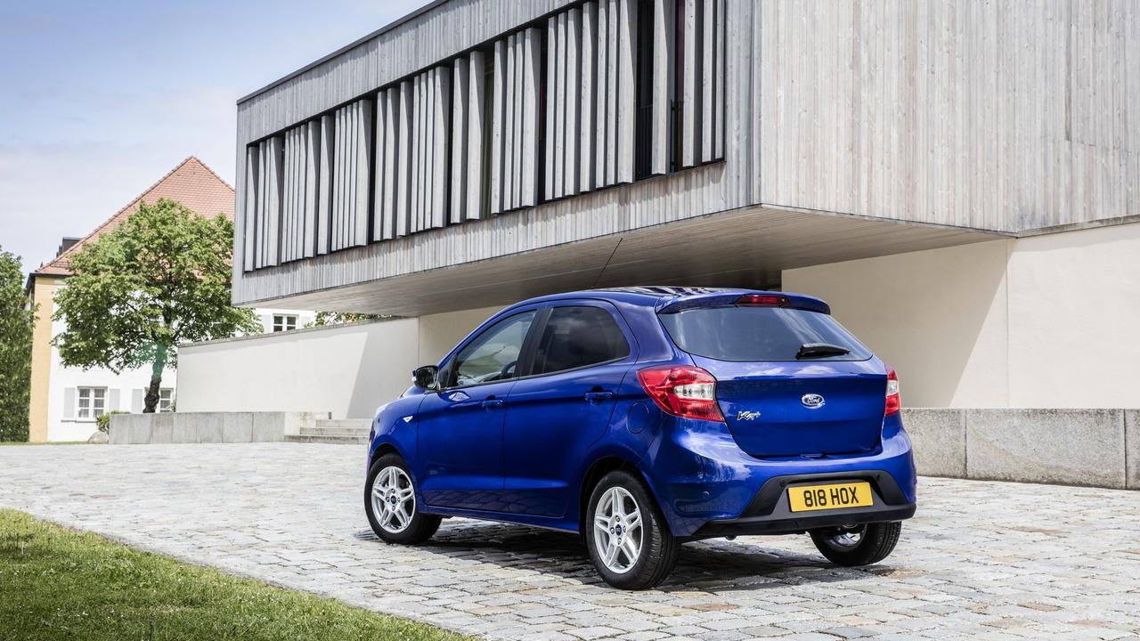 Oficial: nuevo Ford Ka+, el urbanita que llega a España para darlo todo 3
