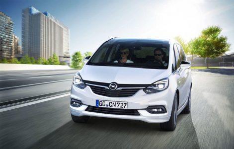 Opel Zafira 2017: Estética deportiva y más equipado que nunca