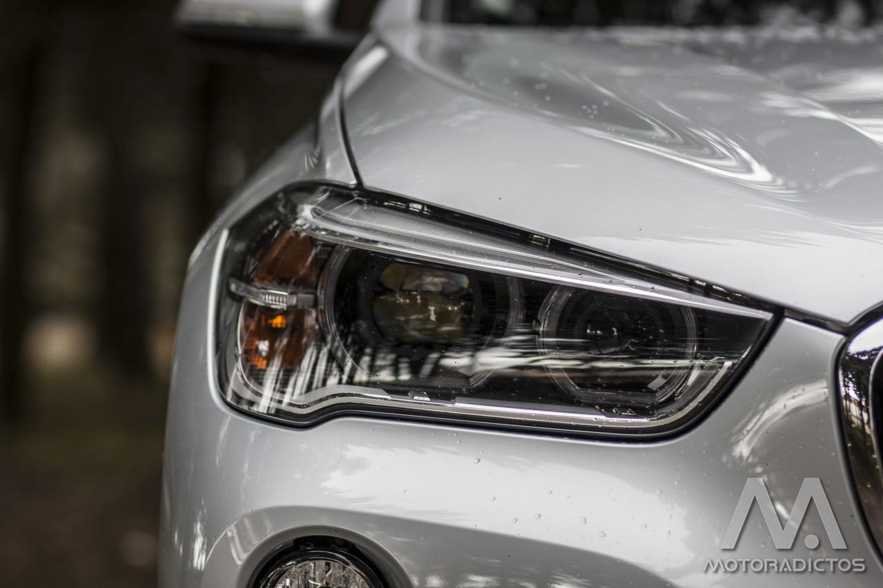 Prueba: BMW X1 25d xDrive (diseño, habitáculo, mecánica) 2