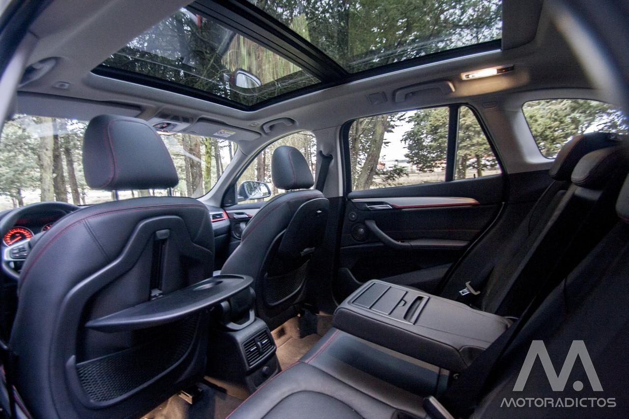 Prueba: BMW X1 25d xDrive (diseño, habitáculo, mecánica) 3