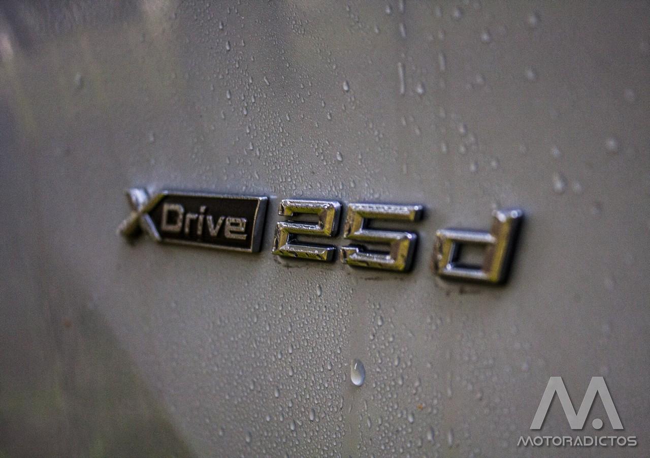 Prueba: BMW X1 25d xDrive (diseño, habitáculo, mecánica) 4