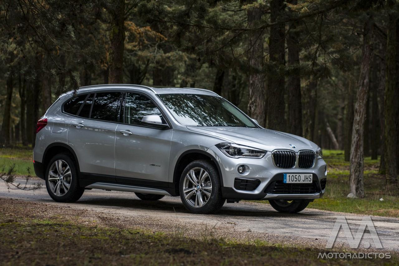 Prueba: BMW X1 25d xDrive (equipamiento, comportamiento, conclusión) 3