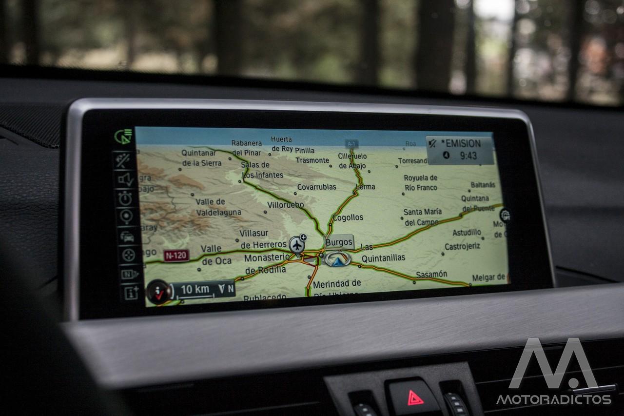 Prueba: BMW X1 25d xDrive (equipamiento, comportamiento, conclusión) 5