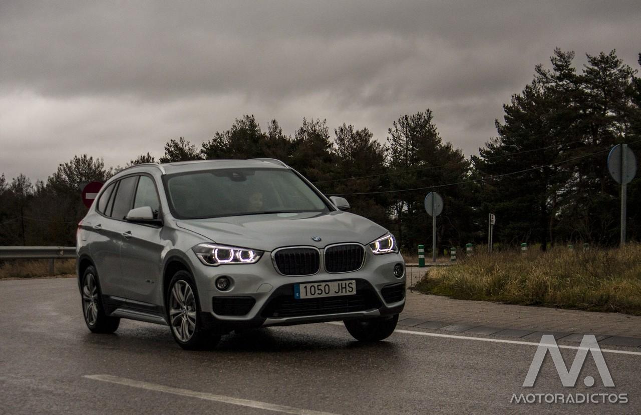 Prueba: BMW X1 25d xDrive (equipamiento, comportamiento, conclusión) 7