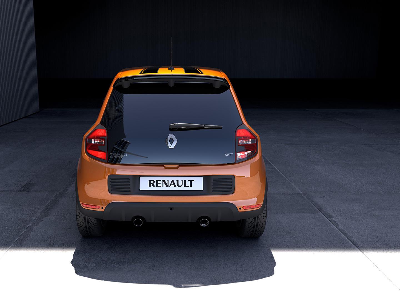 Renault Twingo GT: 1.100 kg, propulsión trasera y 110 CV 2