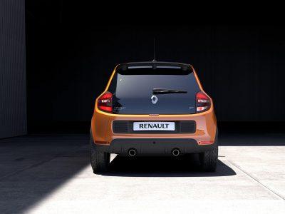 Renault Twingo GT: 1.100 kg, propulsión trasera y 110 CV